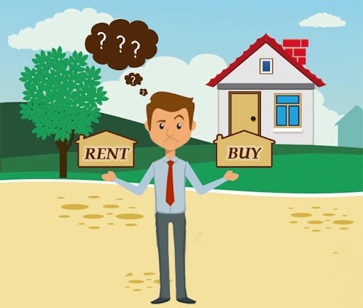 Renting Vs. Owning A Home - Advantages And Disadvantage with the news opener.