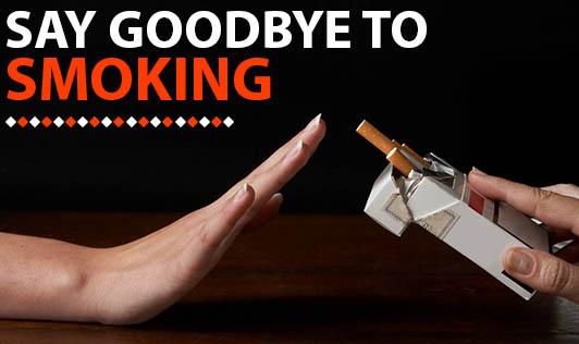 goodbye to tobacco